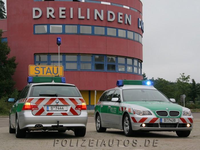 Checkpoint Bravo - Raststätte Dreilinden