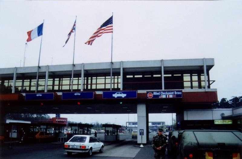 Checkpoint Bravo Dreilinden